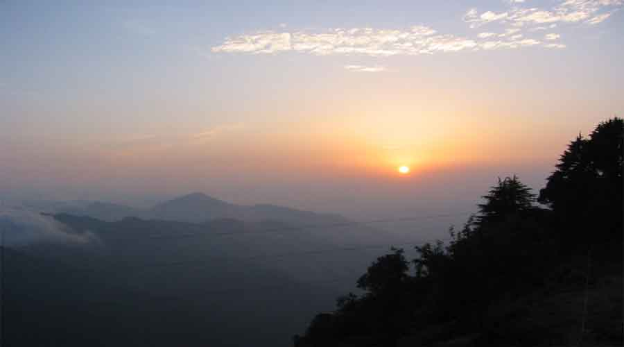 Lal Tibba in Massourie