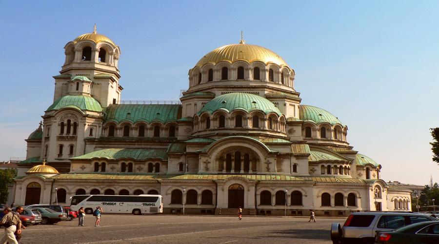 Landmark of Sofia