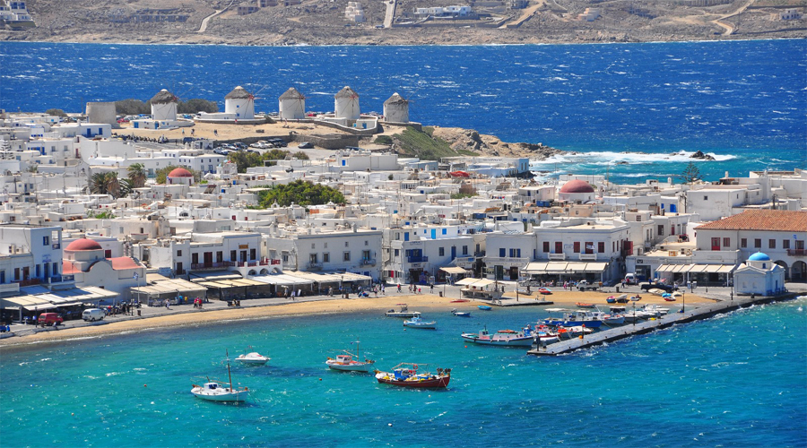 Cyclades Islands