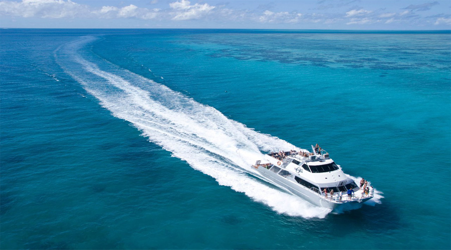 Great Barrier Reef Tour is an excellent option