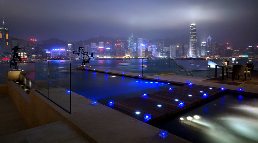hong kong infinity pool