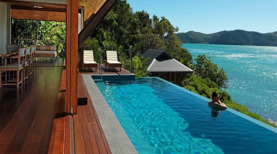 Qualia , five star luxury