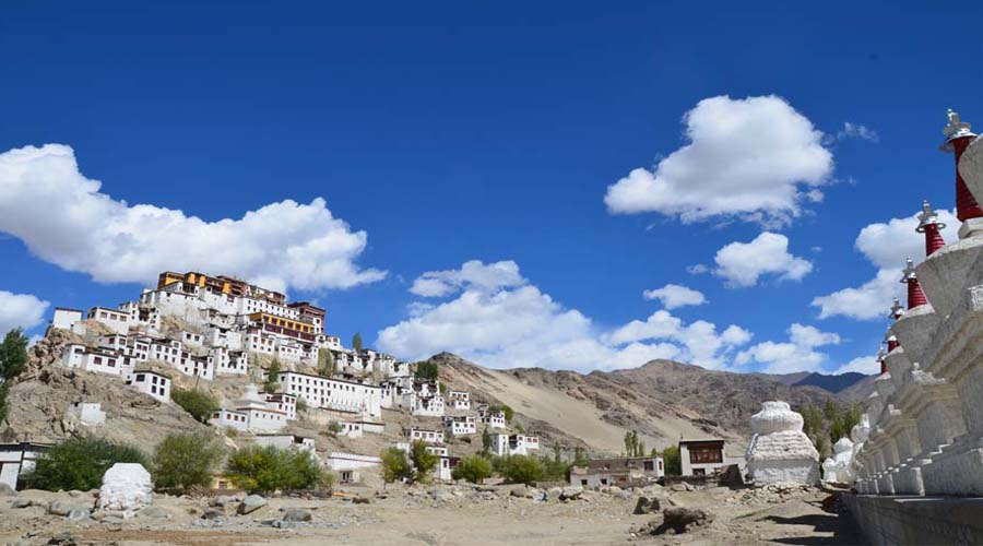 Scenic Attraction In leh