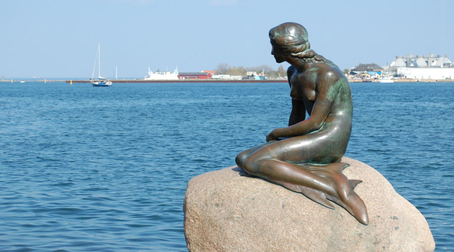 Little Mermaid Statue, Cpoenhengen