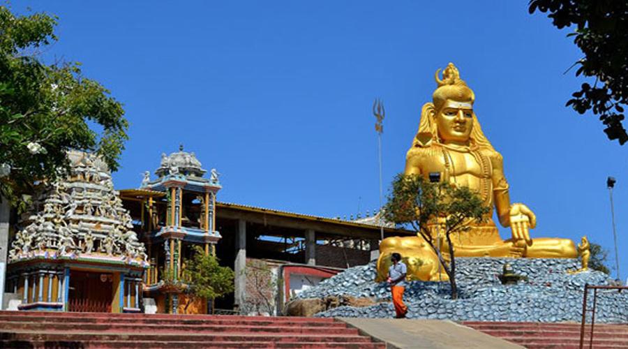 Manavari Temple, Chilaw