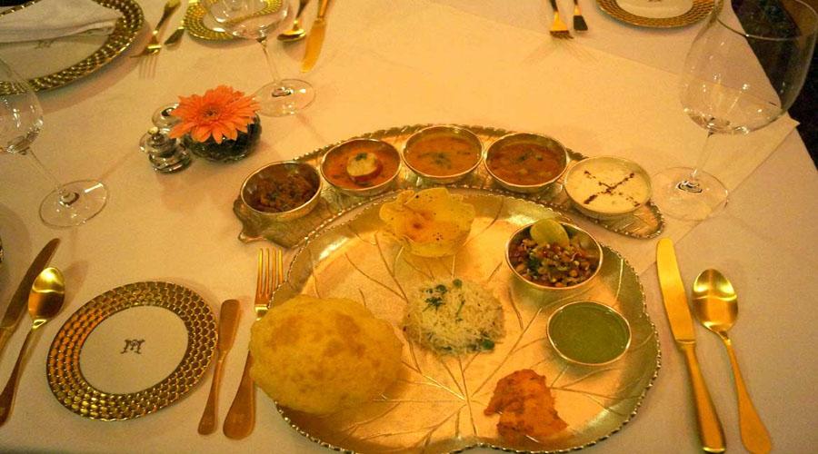 Meal Maharaja Express
