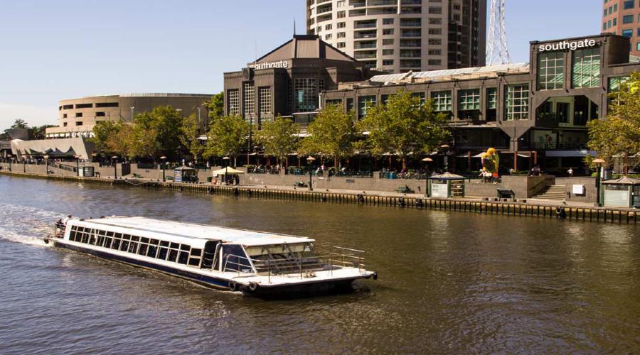 River Cruise, Melbourne