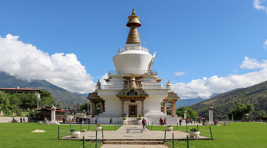 National Memorial Chorten,Thimphu