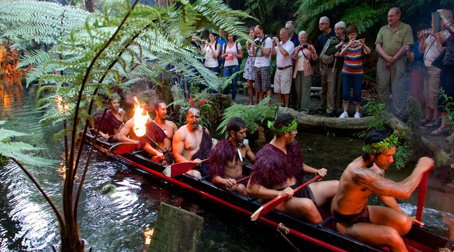 Maori Cultural Show, Rotorua
