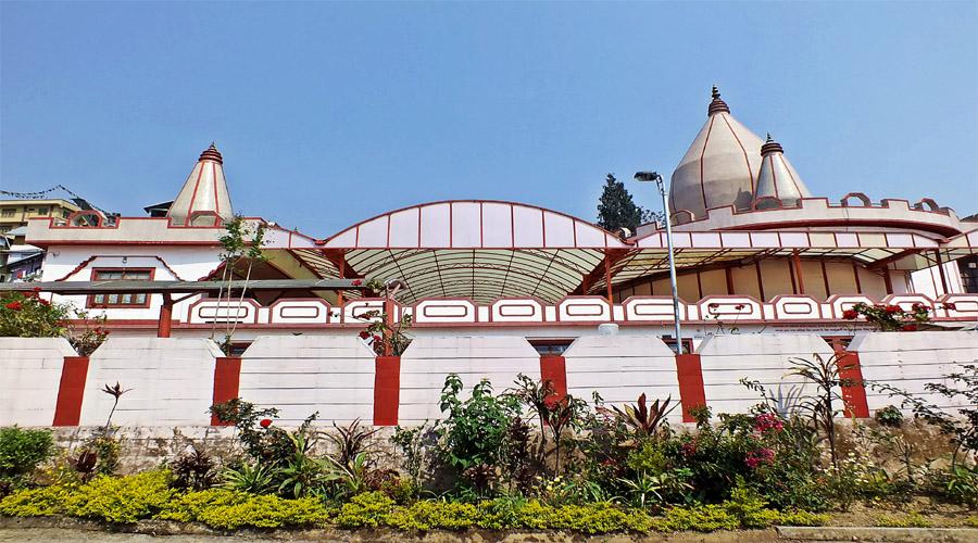 Mangal dham in Kalimpong