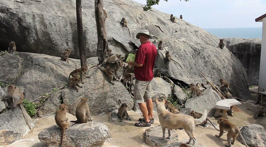 Monkey Mountain 2, Hua Hin