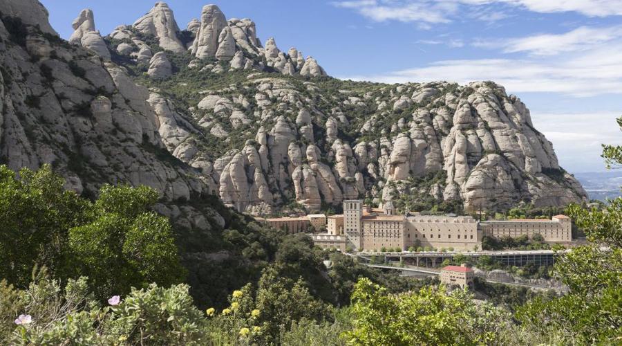 Montserrat Excursion, Barcelona