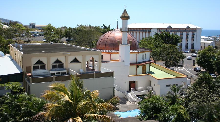 Moufia Mosque, St Denis