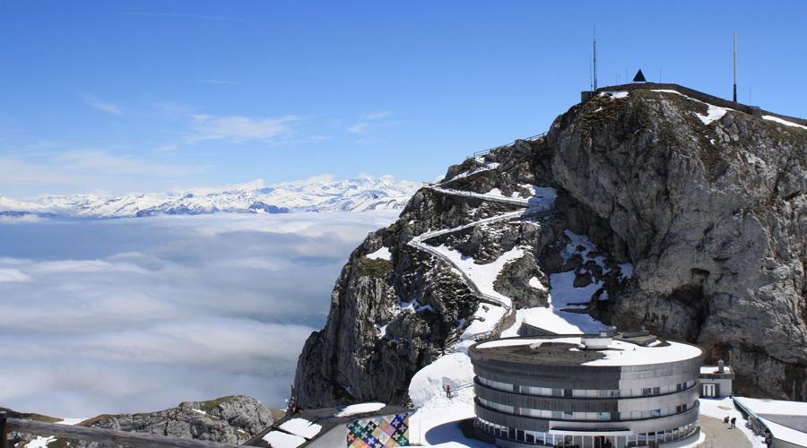 Mt Pilatus Peak, Lucerne