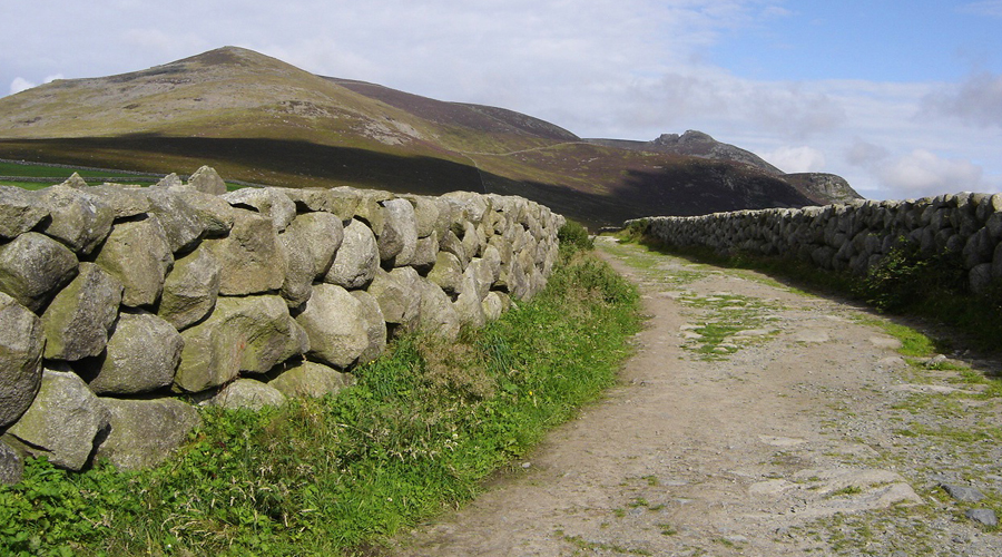 Mountains of Mourne to Downpatric