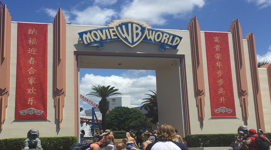 Movie World, Gold Coast