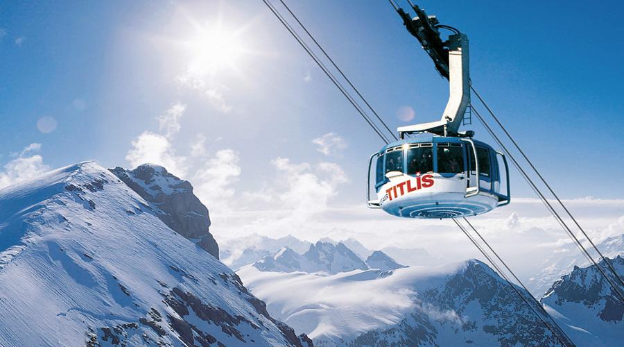 Mt. Titlis, Lucerne