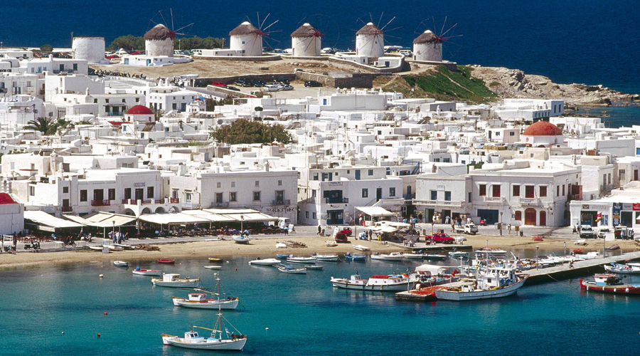 City Tour, Mykonos
