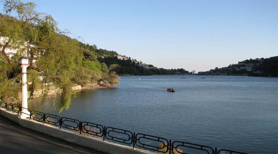Nainital View