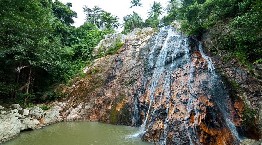 Namuang Water Falls