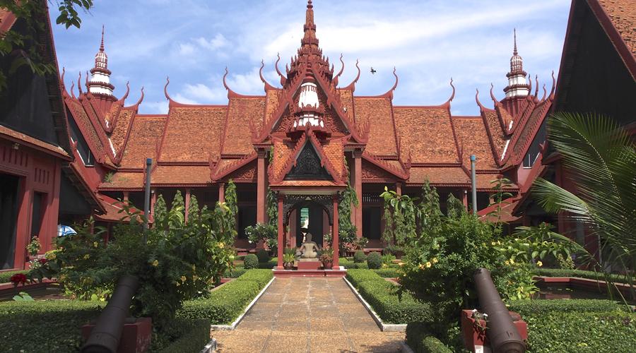 National Museum, Phnom Penh