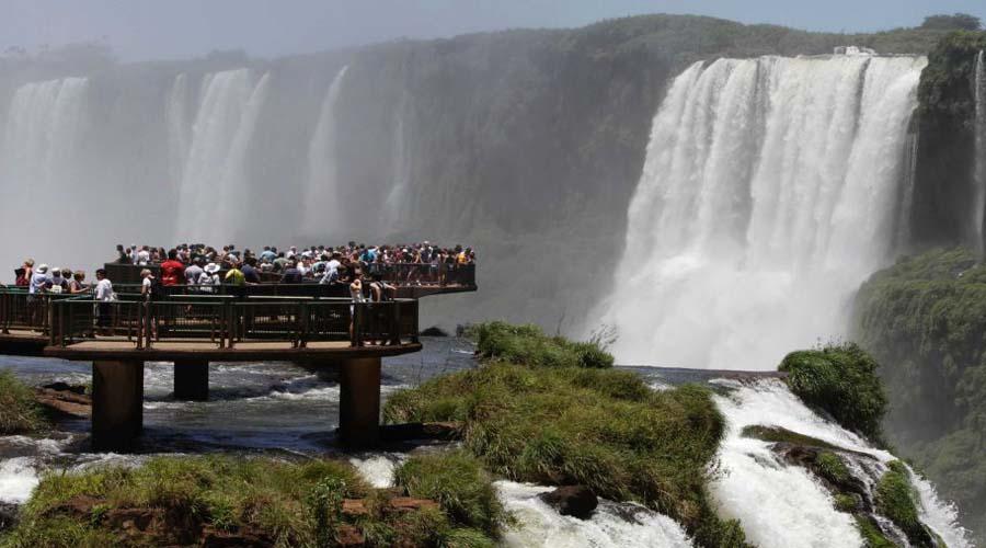 National Park, Iguassu Falls