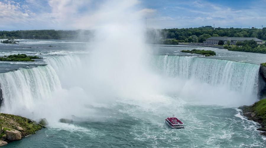Niagara Fall, Toronto