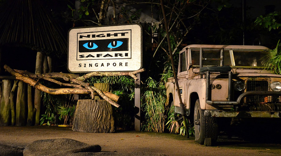 Night Safari, Singapore