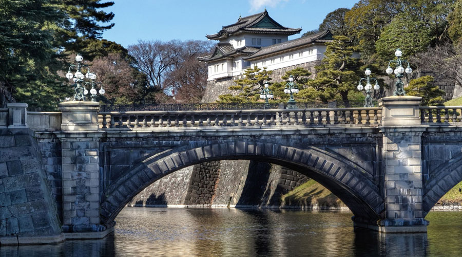 Nijubashi Bridge, Tokyo
