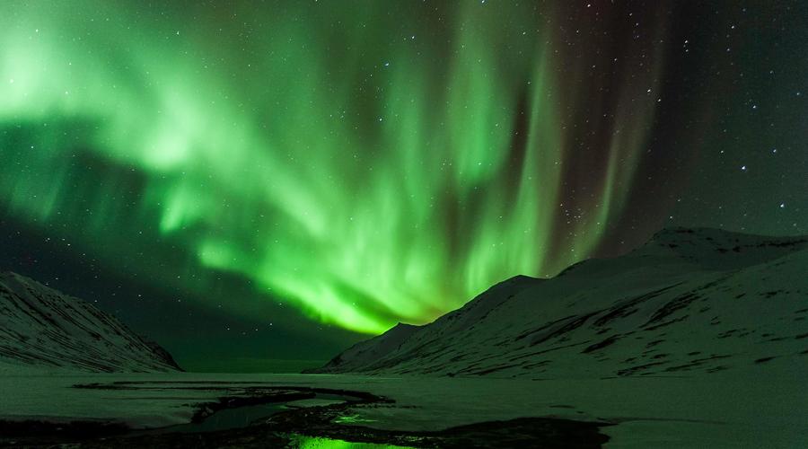 Northern Light, Hverageroi