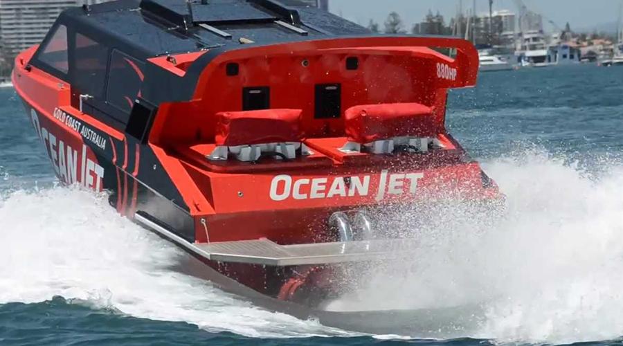 Ocean jet, Gold Coast
