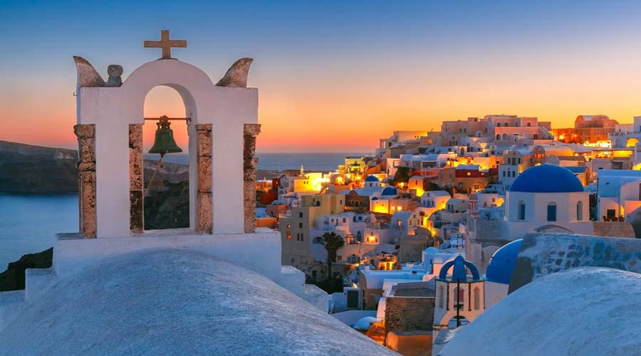Oia Sunset tour