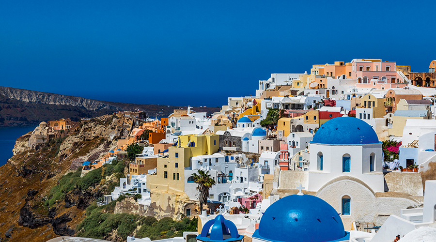 oia village greece