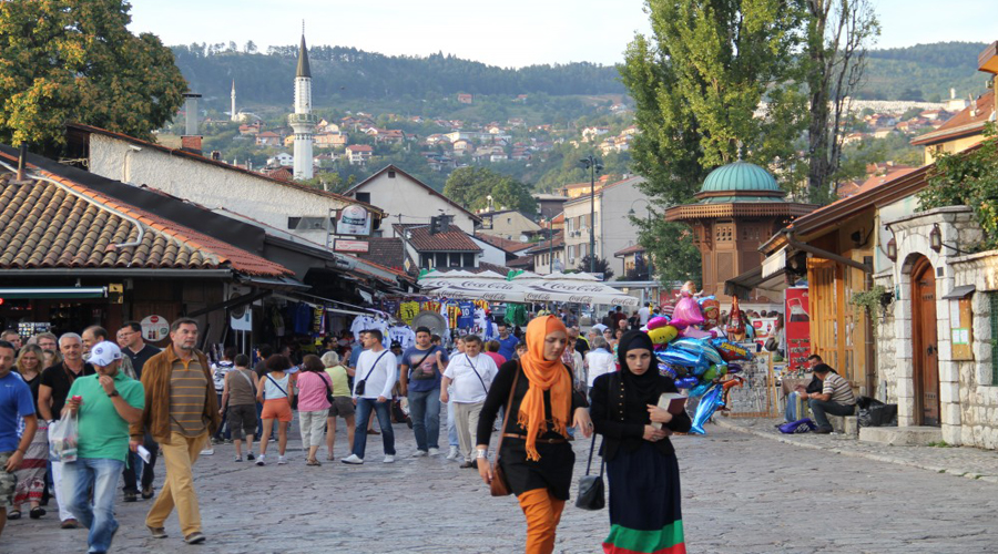 Hectic Bazaars, Sorajevo