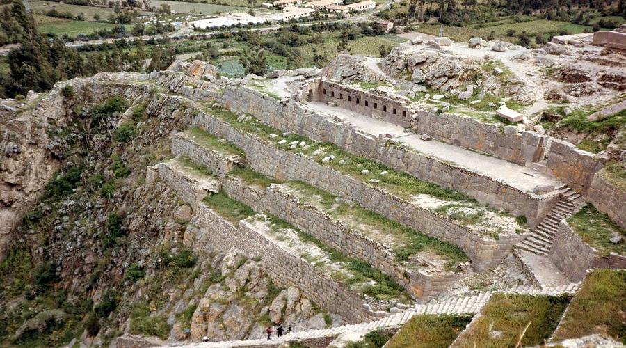 Ollamtayambo Fortress, Cuzco