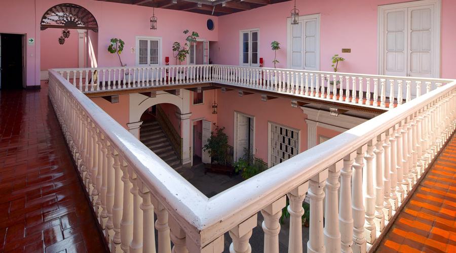 Osambela House, Lima