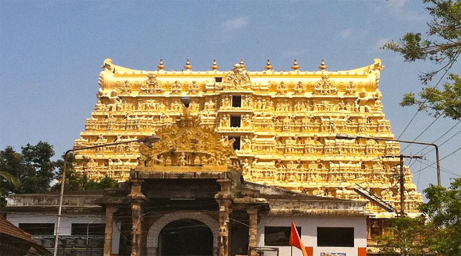 padmanabhaswami temple2 Kovalam