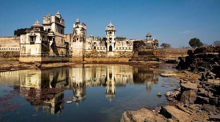 Padmavati Palace, Chittorgarh
