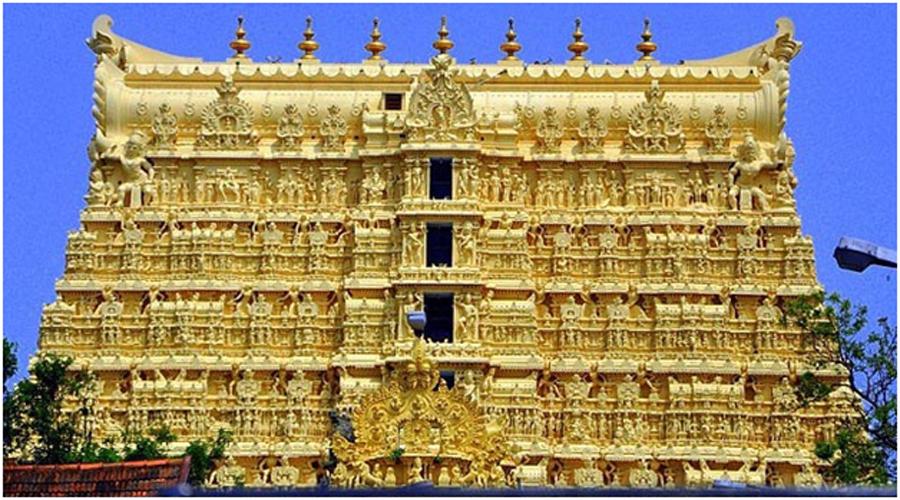 Padmnabhaswami Temple 13