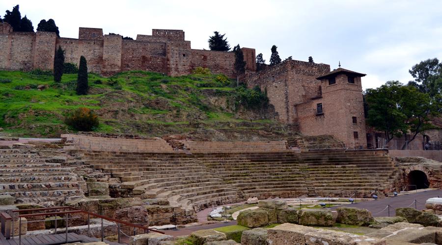 Palace Fortress, Malaga