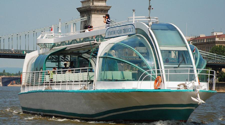 Panorama & Boat Ride, Budapest