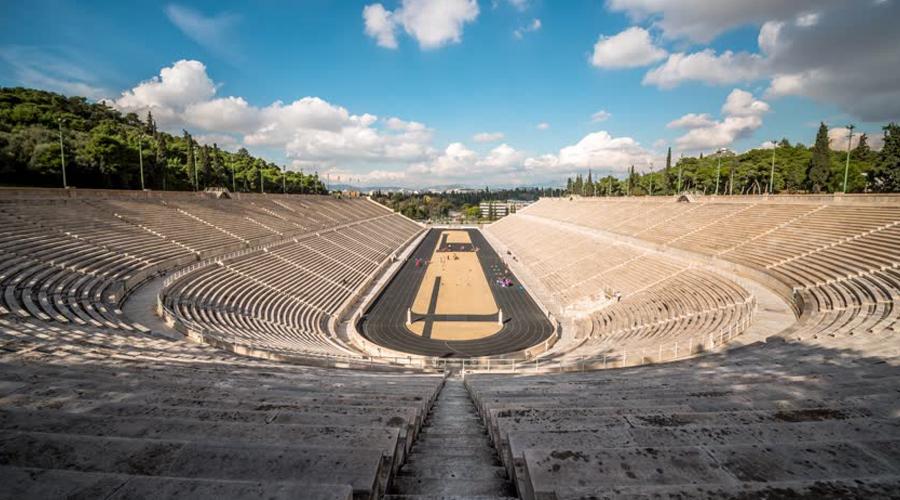 Panathenaic Stadium Olympic Games, Athens