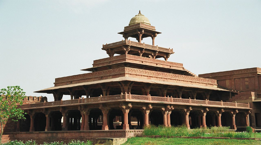 sw:panchmahal Fatehpur Sikri