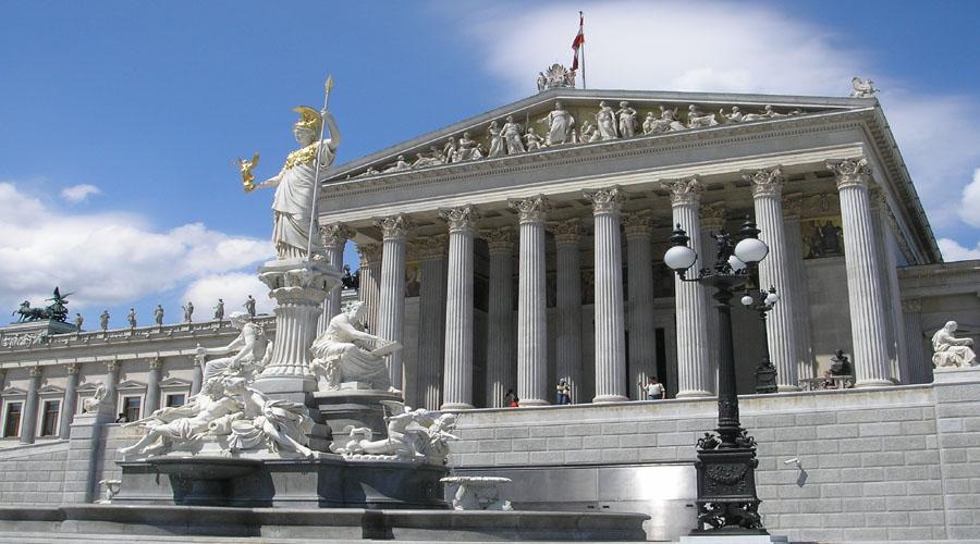 The Parliament, Vienna