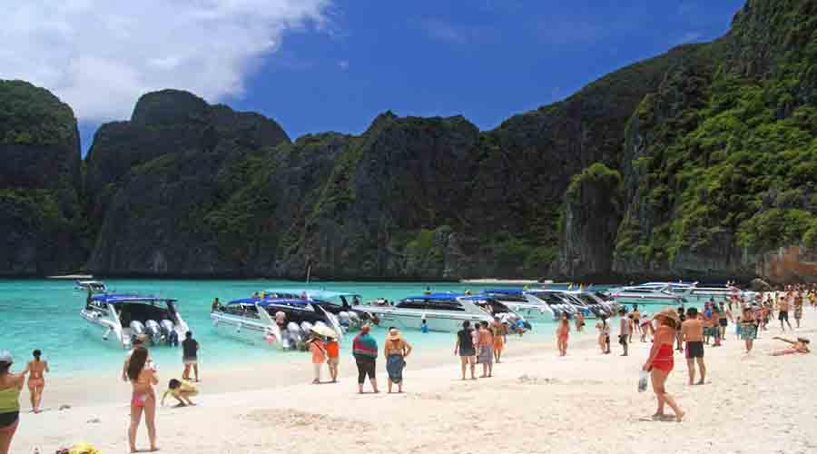 phi phi tour phuket