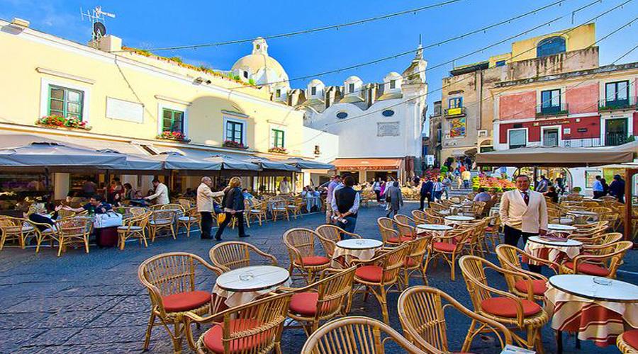 The Piazzetta, Capri