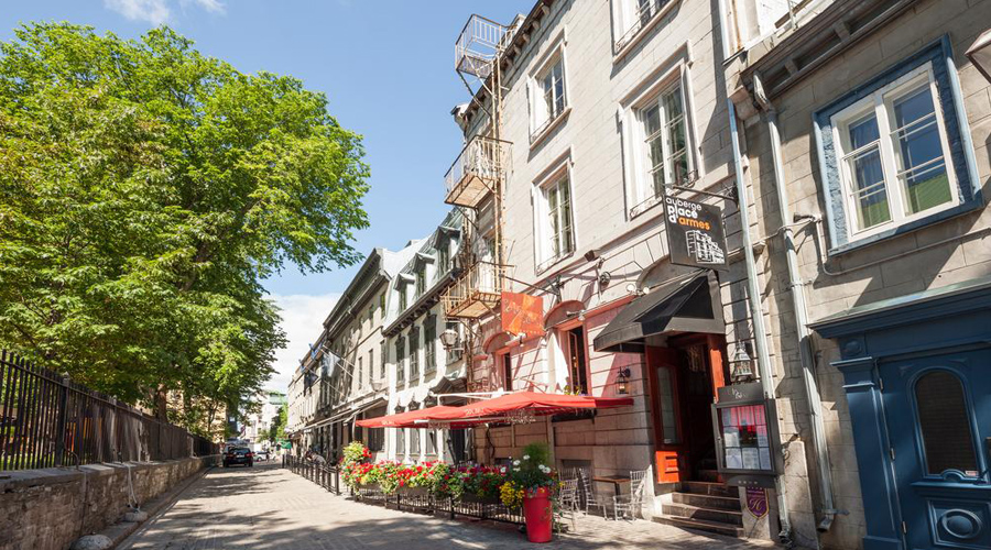 Place d'Armes, Quebec City