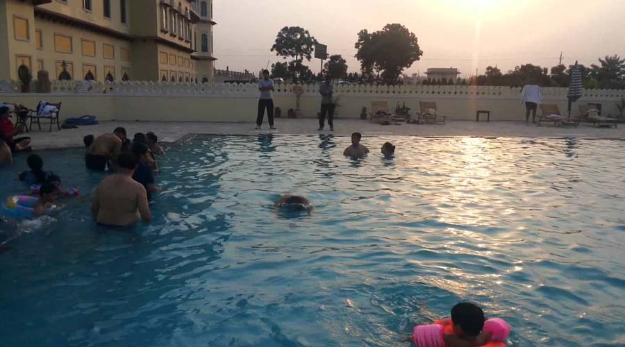 Swiming Pool, Noor Mahal