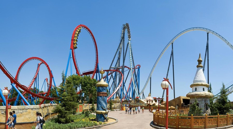 Port Aventura Amusement