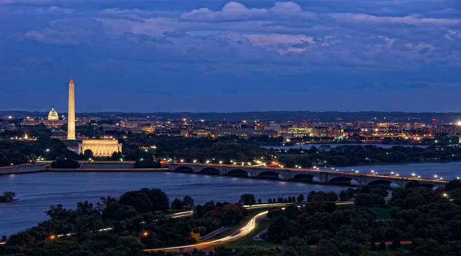 Potomac River, Washington
